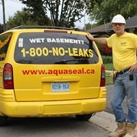 Aquaseal Basement Waterproofing Contractors Windsor (Coming Soon)