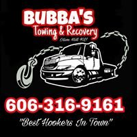Bubba's Towing & Recovery