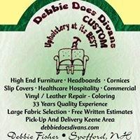 Debbie Does Divans Custom Upholstery