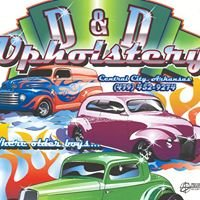 D & D Upholstery