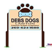 Debs Dogs Lawton