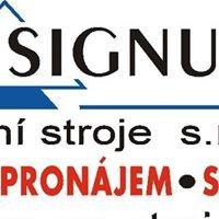 Signum stavební stroje s. r. o.