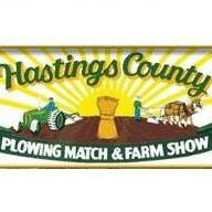 Hastings County Plowing Match & Farm Show
