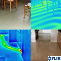 Thermal/water leakage diagnostics / Тепловизионная диагностика зданий
