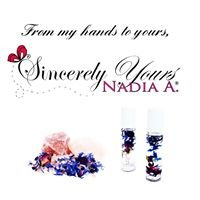 Sincerely Yours, Nadia A