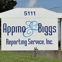 Appino & Biggs Reporting Service