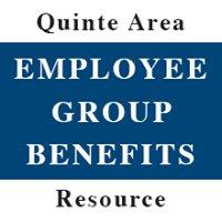 Quinte area Employee Group Benefits Resource