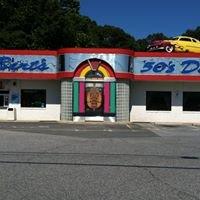 Bert's 50's Diner