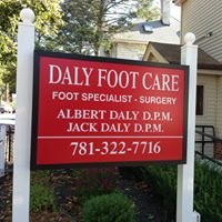 Daly Foot Care PC