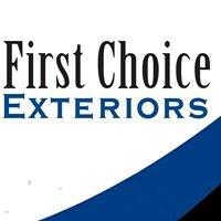 First Choice Exteriors
