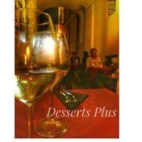 Desserts Plus Ristorante & Woodburning Pizza