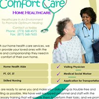 Comfort Care Home Healthcare