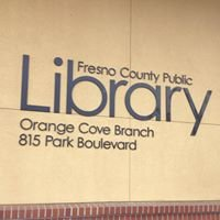 Orange Cove Public Library