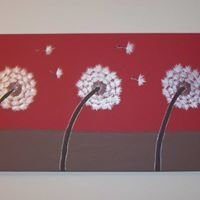 Angelclare designs,contemporary art and personalised name plaques