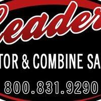 Leaders Tractor & Combine Salvage