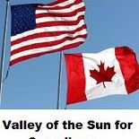 Valley of the Sun for Canadians