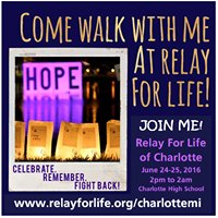 Charlotte Relay For Life