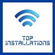 Top Installations