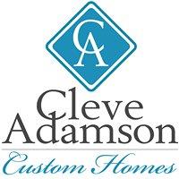 Cleve Adamson Custom Homes