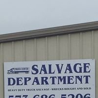 TAG Truck Center Salvage