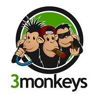 3 Monkeys Smoke Shop