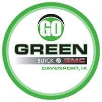 Green Buick GMC