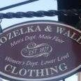 Kozelka & Wall Clothing