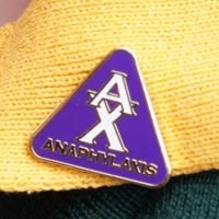 Anaphylaxis Badges