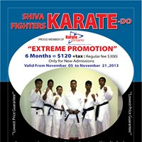 Shiva Fighters Karate School - Midland and Progress Dojo