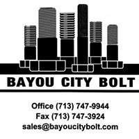 Bayou City Bolt