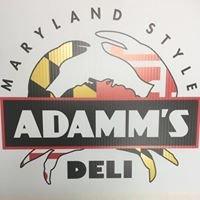Adamm's Deli
