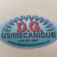 DG Usimécanique inc