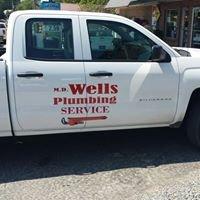 M.D. Wells Plumbing Service LLC