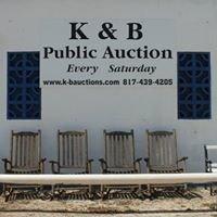 K and B Public Auction