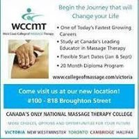 West Coast College of Massage Therapy
