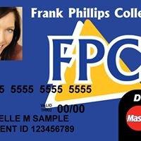 Frank Phillips College's Plainsmen Card by Herring Bank Member FDIC