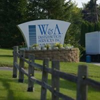 W&A Distribution Services Inc