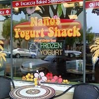 Nano's yogurt shack, Half Moon Bay