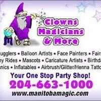 Clowns, Magicians & More