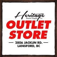 Heritage Boardshop Outlet