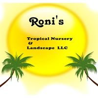 Roni's Tropical Nursery & Landscape