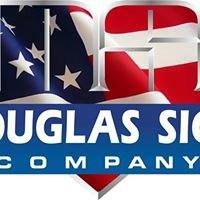 Douglas Sign