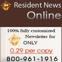 Resident News Online