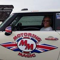 Motoring magic