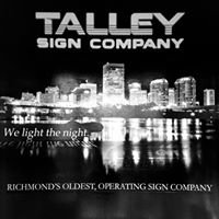 Talley Sign Company