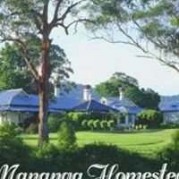 Mananga Homestead historic Berry