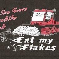 Snoopy Sno Goers snowmobile club