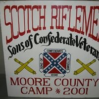 Moore County Scotch Riflemen Sons of Confederate Veterans