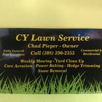 CY Lawn Service And Snow Removal