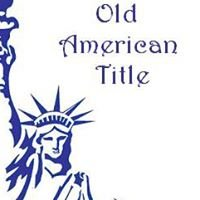 Old American Title